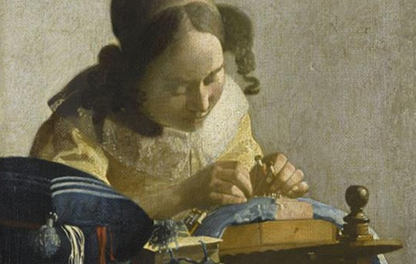 The victorian with whom you would most want to have dinner for Biographie de vermeer