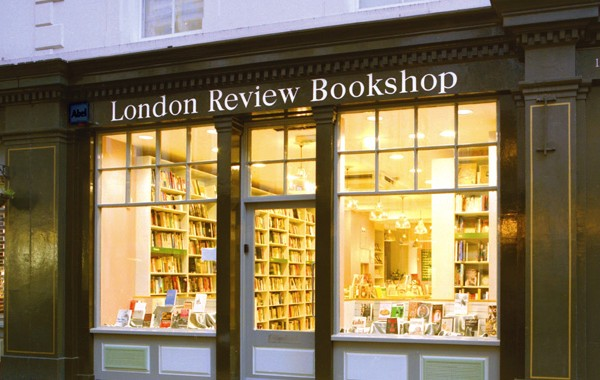london-review-bookshop