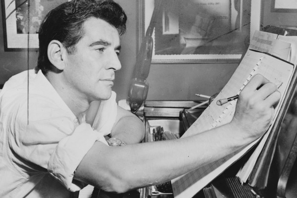 simeone the leonard bernstein letters featured