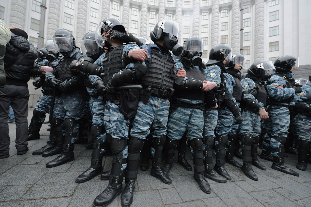 Ukraine Riot Police 2014 featured
