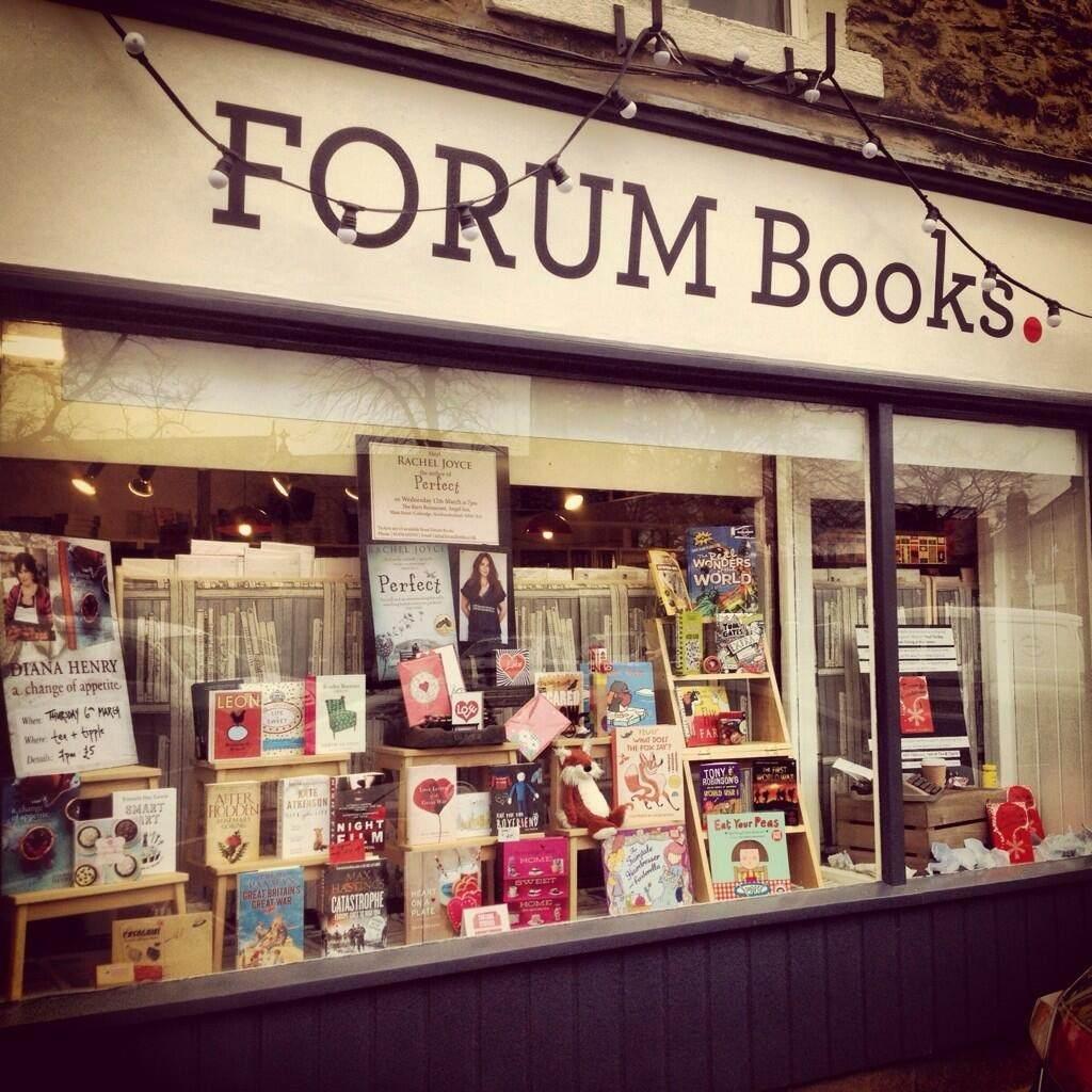forum books corbridge