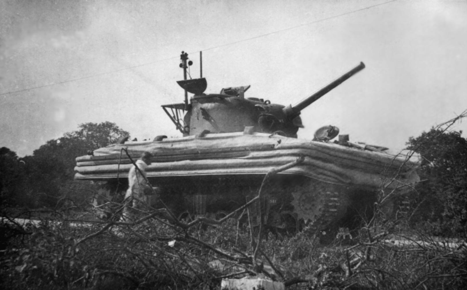 dd tank d day - photo #11