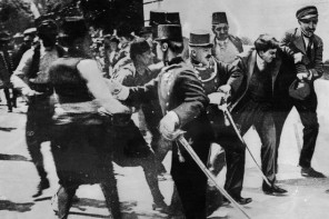 Gavrilo Princip and the Great War for Peace