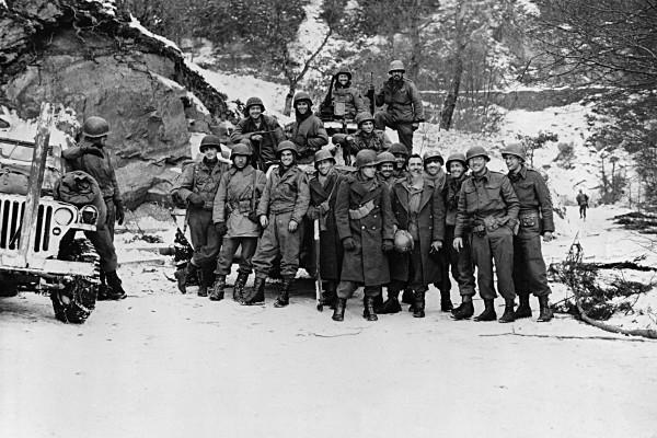 K Company, Seige of Bastogne