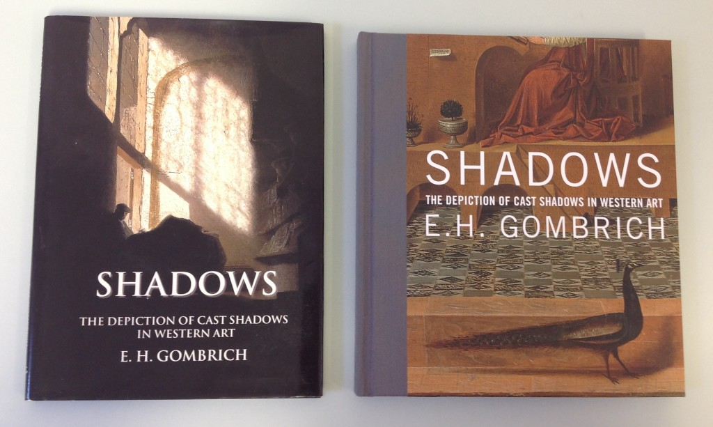 The original exhibition catalogue published in 1995 (left) and the the updated version, published in October 2014 (right).