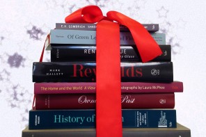 A Book Lover's Gift Guide: books for your coffee table