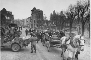 The Siege of Bastogne: Up Close and Personal