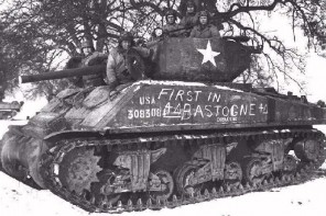 Those Who Hold Bastogne: To the Rescue