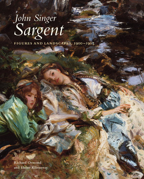 John Singer Sarget, 'Figures and Landscapes 1900-1907'