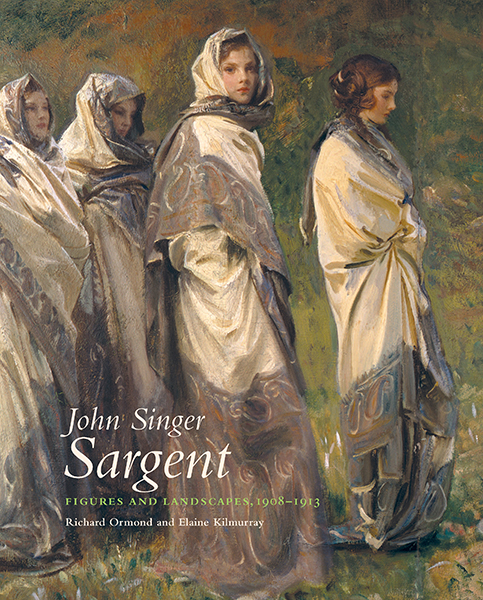 John Singer Sargent, 'Landscapes and Figures, 1908-1913'