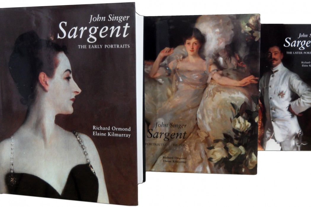 John Singer Sargent, Volumes 1-3, on Portraiture