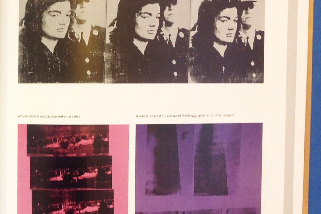 Andy Warhol, screen prints from 1963-4