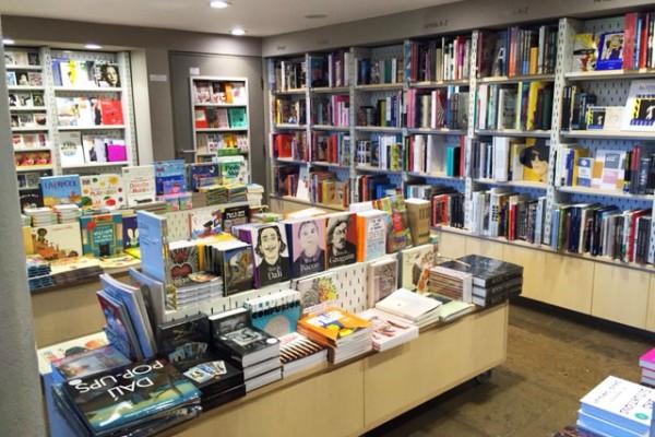 Tate Liverpool Bookshop