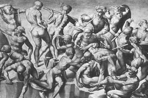 When Leonardo Met Michelangelo: The Art of the Figure