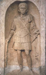 The Tombstone of Marcus Favonius Facilis