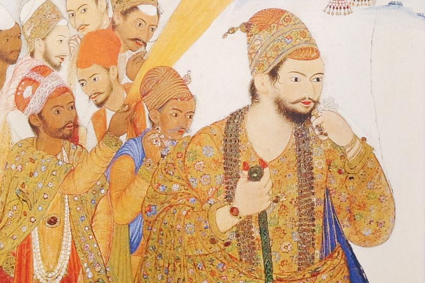 Sultans crop