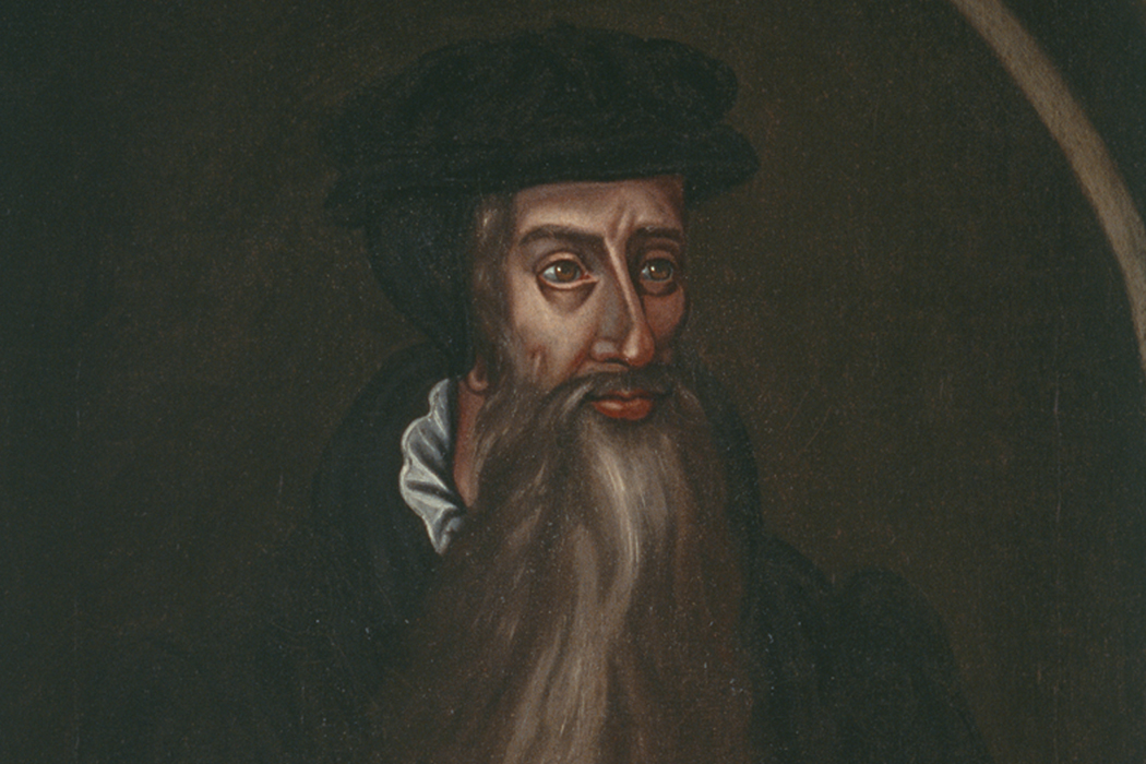 John Knox and the Monstrous Regiment of Women