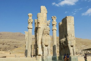 Xerxes, The Builder of Persepolis: Part II