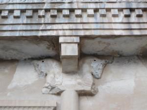 Grave of Artaxerxes III