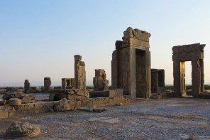 Xerxes, The Builder of Persepolis: Part III