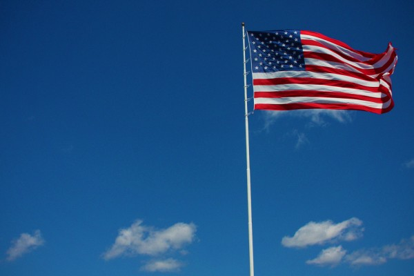 American Flag, Independence Day