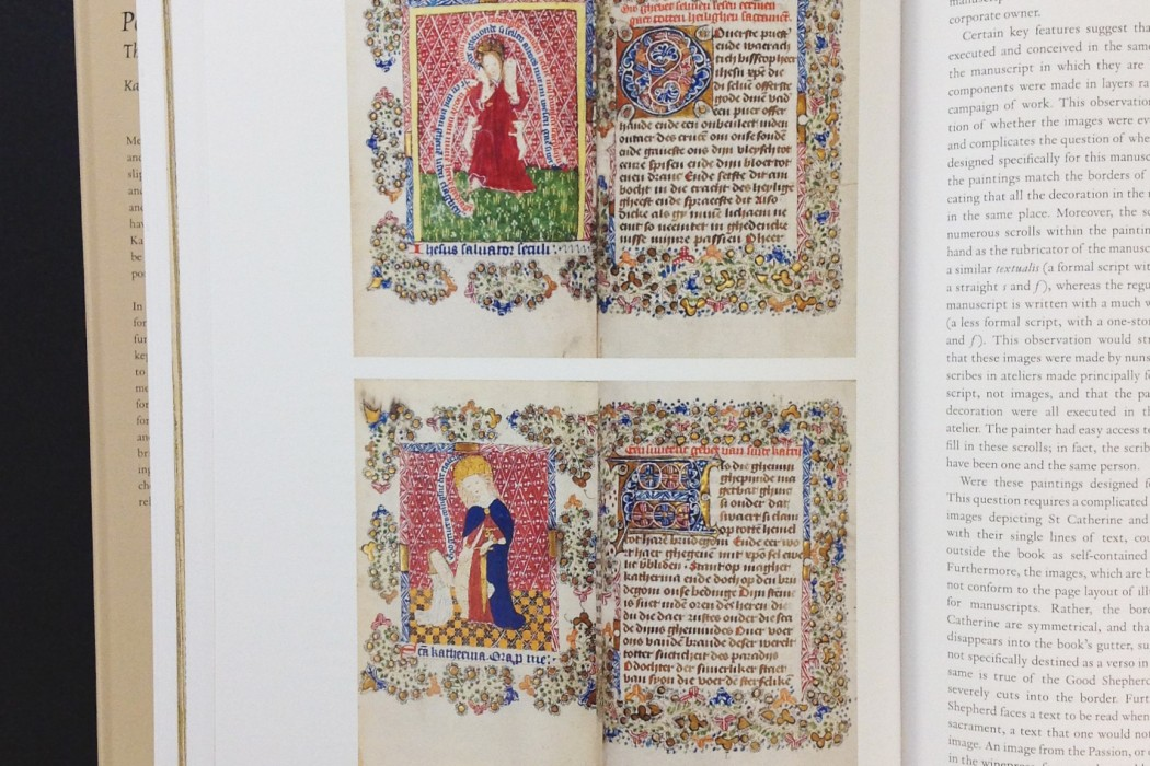 Postcards on Parchment