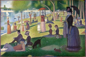 Art + Science: Michelle Foa on Georges Seurat