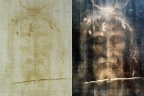The Catholic Church, Pope Francis and The Shroud of Turin