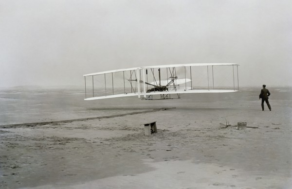 Wright Brothers - Eureka