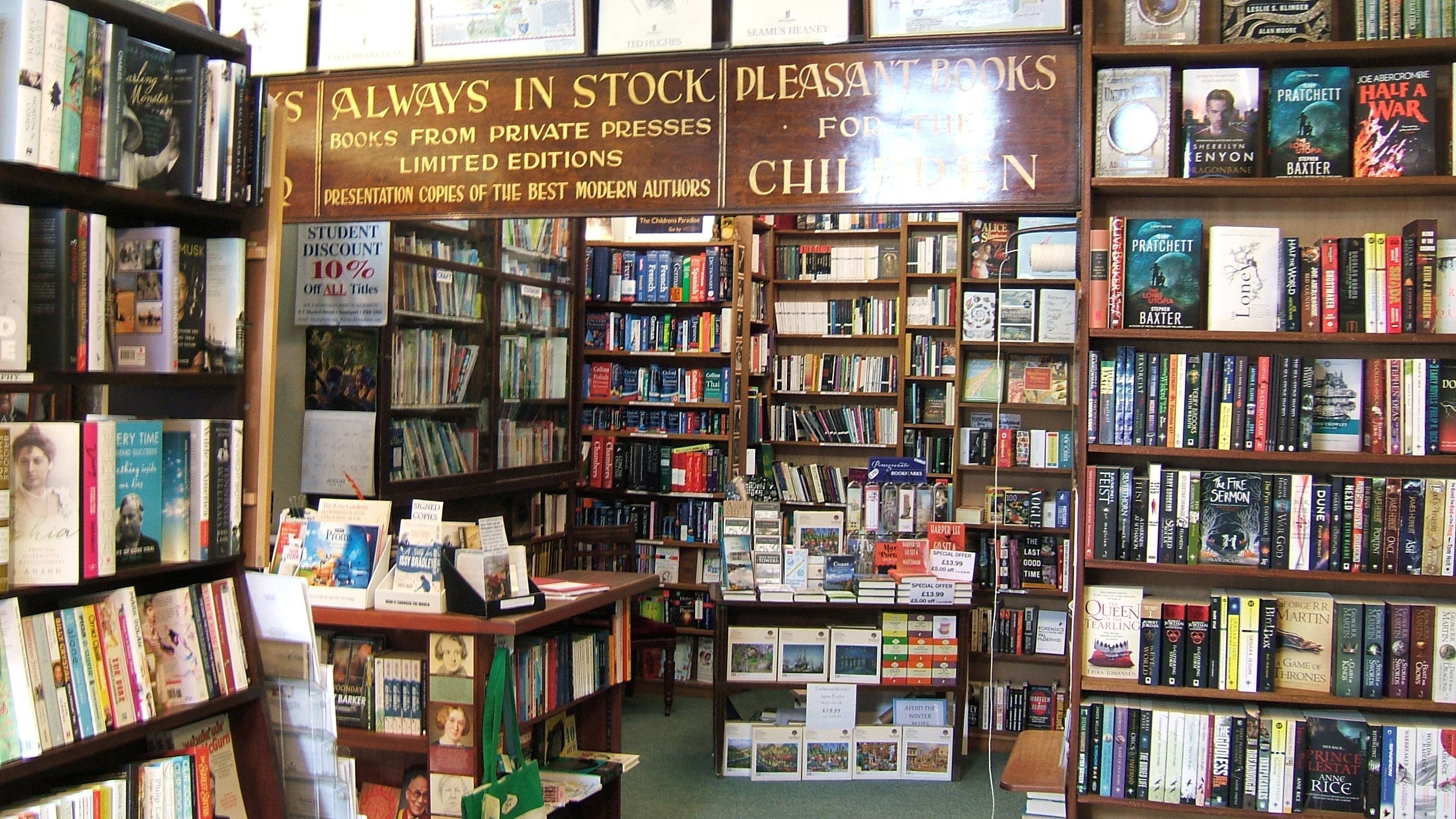bookshop southport month ltd books research