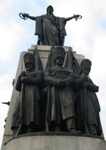 The Guards Crimean War Memorial