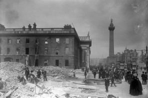 In Praise of Forgetting: The Easter Rising