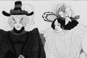 Aubrey Beardsley's Feminism – An Illustrated Essay