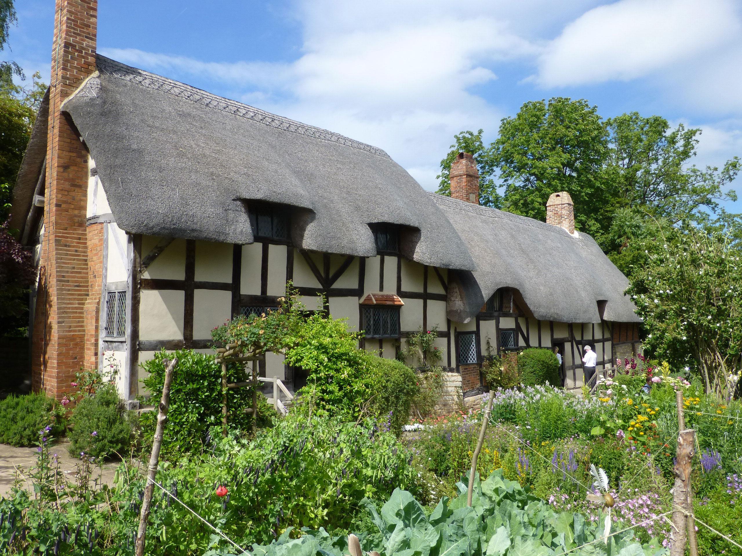 Pevsner, Warwickshire