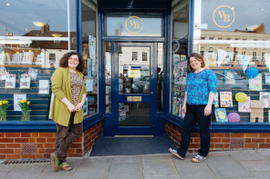Bookshop of the Month – Warwick Books