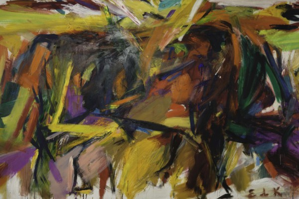 Cat.-11_Dekooning_Bullfight_1959