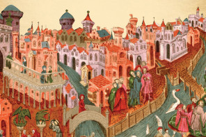 Medieval Europe: An Extract from Chris Wickham