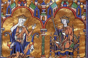 Like Grandmother, like granddaughter: Eleanor of Aquitaine and Blanche of Castile