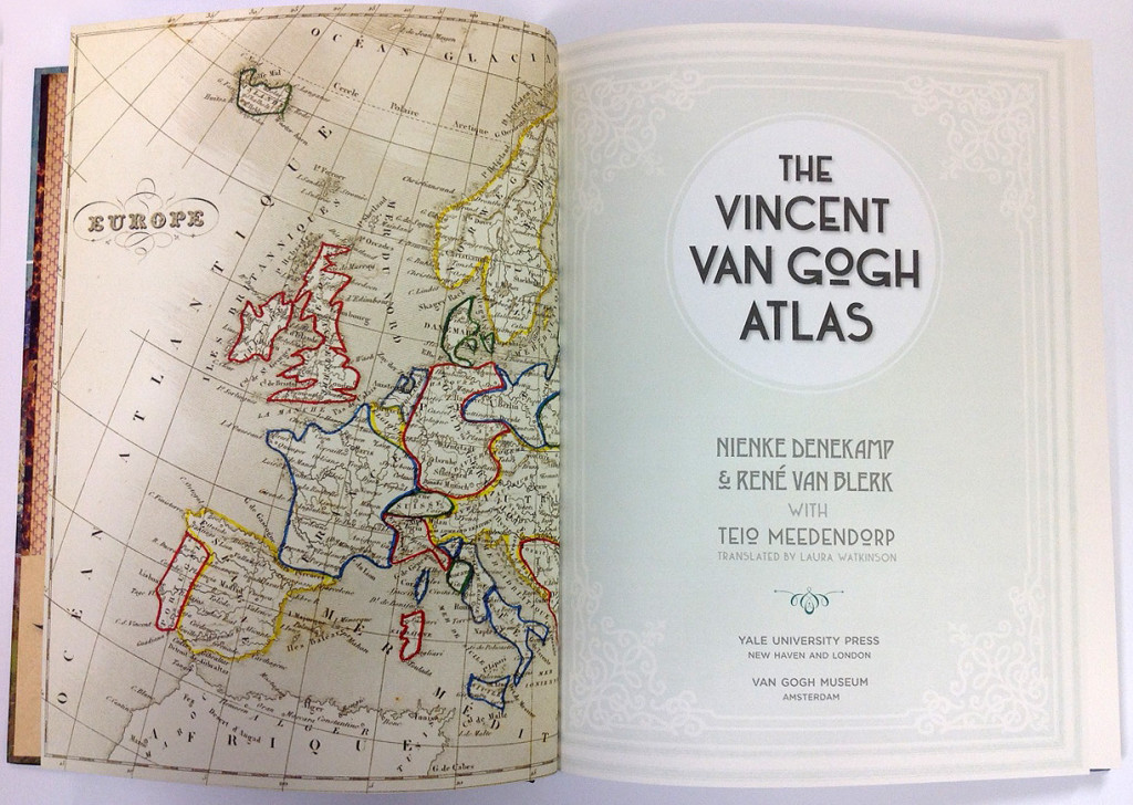 Vincent van Gogh Atlas