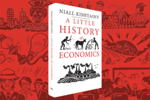 An A to Z of Economics: Part 1 – by Niall Kishtainy