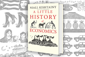 An A to Z of Economics: Part 2 – by Niall Kishtainy
