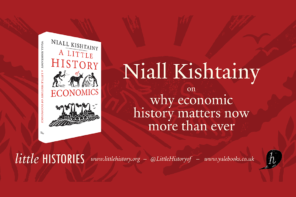 A Little History of Economics – a short film with Niall Kishtainy
