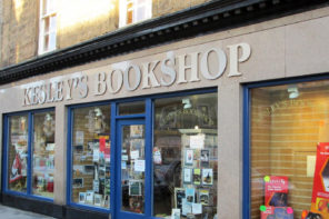 Bookshop of the Month – Kesley's Bookshop, Haddington