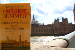 Parliamentary Bills of 1858's One Hot Summer, by Rosemary Ashton