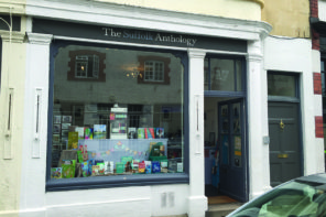 Bookshop of the Month – Suffolk Anthology, Cheltenham