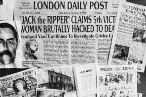 Jack the Ripper vs. Women Against Violence Against Women, by John Bennett