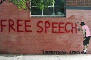 Should Universities Deny Free Speech on Campus? by Erwin Chemerinsky and Howard Gillman