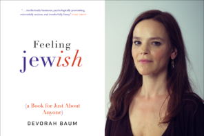 A Q&A with Devorah Baum, author of Feeling Jewish