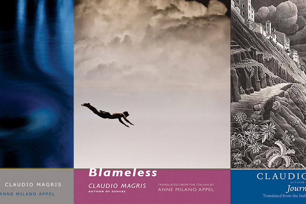 Claudio Magris Covers