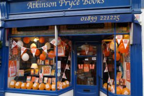 Bookshop of the Month – Atkinson-Pryce Bookshop, Biggar